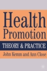 Health Promotion : Theory and Practice - eBook