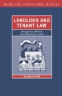 Landlord and Tenant Law - eBook