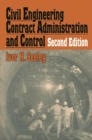 Civil Engineering Contract Administration and Control - eBook
