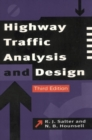 Highway Traffic Analysis and Design - eBook