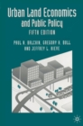 Urban Land Economics and Public Policy - eBook