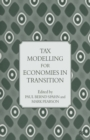 Tax Modelling for Economies in Transition - eBook
