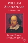 William Shakespeare : A Literary Life - eBook