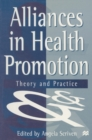 Alliances in Health Promotion : Theory and Practice - eBook