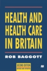 Health and Health Care in Britain - eBook