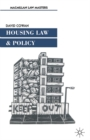 Housing Law and Policy - eBook