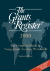 The Grants Register 2000 - eBook