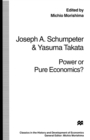 Power or Pure Economics? - eBook