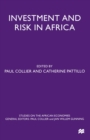 Investment and Risk in Africa - eBook