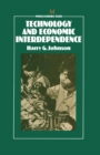 Technology and Economic Interdependence - eBook