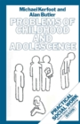 Problems of Childhood and Adolescence - eBook