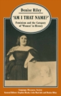 'Am I That Name?' : Feminism and the Category of 'Women' in History - eBook