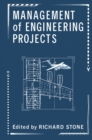 Management of Engineering Projects - eBook