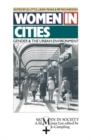 Women in Cities : Gender and the Urban Environment - eBook