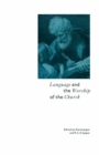 Language And The Worship Of The Church - eBook