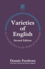 Varieties of English : An Introduction to the Study of Language - eBook