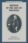 Britain in the Age of Walpole - eBook
