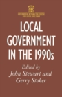 Local Government in the 1990s - eBook