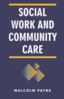 Social Work and Community Care - eBook