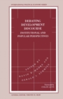 Debating Development Discourse : Institutional and Popular Perspectives - eBook