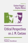 Critical Perspectives on J. M. Coetzee - eBook