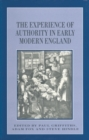 The Experience of Authority in Early Modern England - eBook