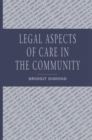 Legal aspects of care in the community - eBook
