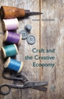 Craft and the Creative Economy - Book