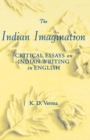 The Indian Imagination : Critical Essays on Indian Writing in English - eBook