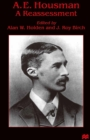 A. E. Housman : A Reassessment - eBook