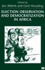 Election Observation and Democratization in Africa - eBook