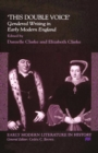 'This Double Voice' : Gendered Writing in Early Modern England - eBook