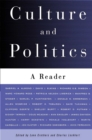 Culture and Politics : A Reader - eBook