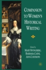 Companion to Women's Historical Writing - eBook