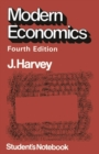 Modern Economics: Student's Notebook - eBook