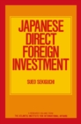 Japanese Direct Foreign Investment - eBook