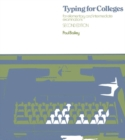 Typing for Colleges - eBook