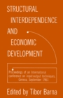 Structural Interdependence & Economic Development - eBook