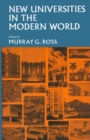 New Universities in the Modern World - eBook