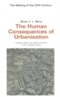 The Human Consequences of Urbanisation - eBook