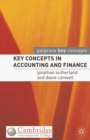 Key Concepts in Accounting and Finance (CIC Edn) - eBook