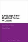 Language in the Buddhist Tantra of Japan : Indic Roots of Mantra - eBook