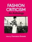 Fashion Criticism : An Anthology - eBook