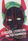 Classical Literature and Posthumanism - eBook