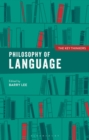 Philosophy of Language: The Key Thinkers - Book