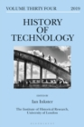 History of Technology Volume 34 - eBook