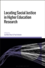 Locating Social Justice in Higher Education Research - eBook