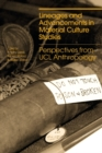 Lineages and Advancements in Material Culture Studies : Perspectives from UCL Anthropology - Book