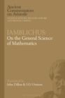 Iamblichus: On the General Science of Mathematics - Book