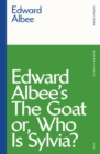 The Goat, or Who is Sylvia? - Book